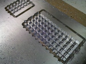 Custom Heatsinks - CNC Router